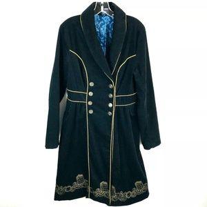 Jackets & Blazers - Doctor Who Tardis Corduroy Trench Jacket